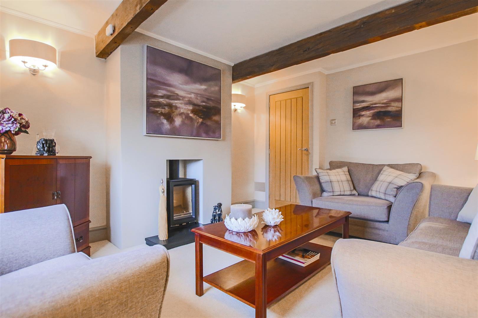 3 Bedroom Cottage For Sale - Living Room